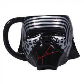 Half Moon  Bay Star Wars: The Rise of Skywalker - Kylo Ren Shaped Mug
