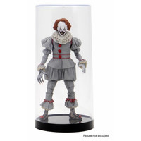 Cylindrical Display Stand for 17.78 cm Action Figures