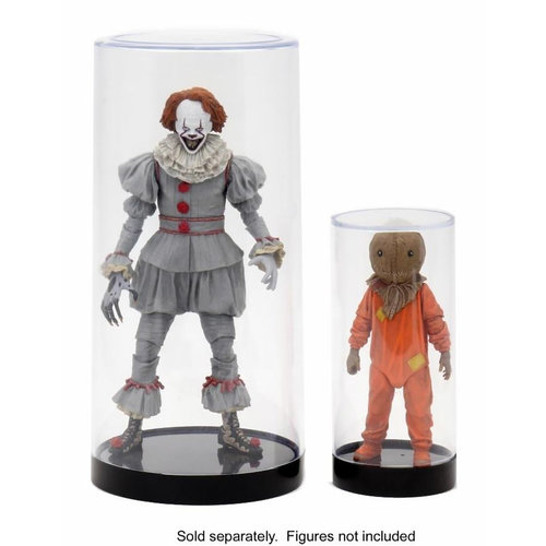 NECA Cylindrical Display Stand for 3.75 inch Action Figures