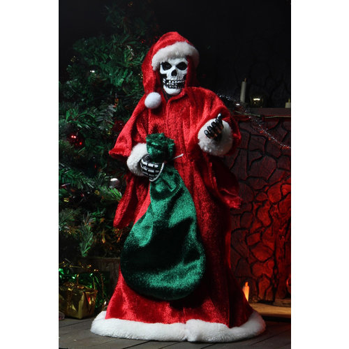 NECA Misfits: Holiday Fiend 8 inch Clothed Action Figure
