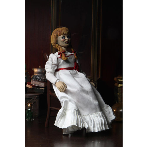 NECA The Conjuring Universe: Annabelle 8 inch Clothed Action Figure
