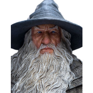 WETA Workshops Lord of the Rings: Gandalf the Grey Pilgrim 1:6 Scale Statue