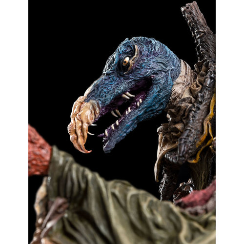 WETA Workshops The Dark Crystal AoR: SkekTek the Scientist Skeksis 1:6 Scale Statue - Weta