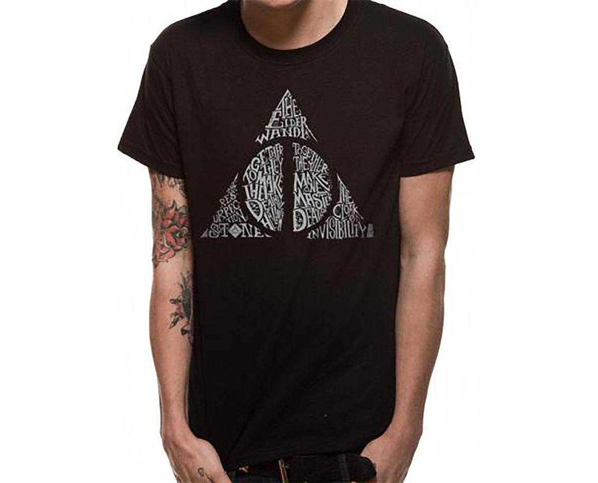 CID Harry Potter Symbol T-shirt