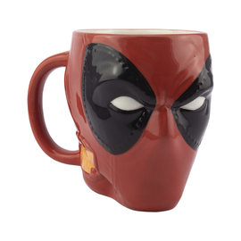 Paladone Marvel: Deadpool Shaped Mug