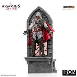 Iron Studios Assassin's Creed 2: Deluxe Ezio Auditore 1:10 Scale Statue