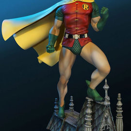 Sideshow Toys DC Comics: Super Powers Robin Maquette