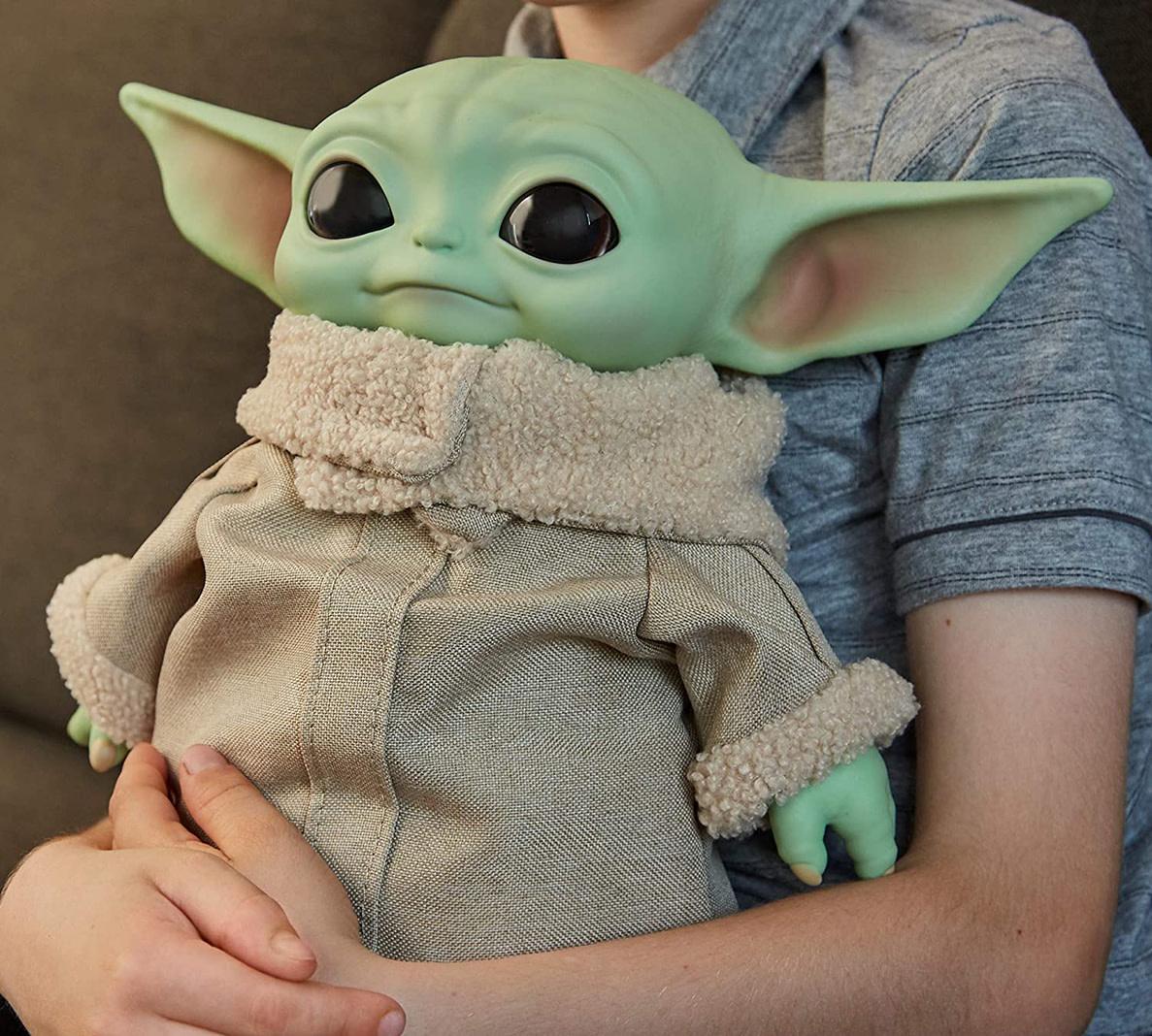 MATTEL Star Wars The Child Plush Toy