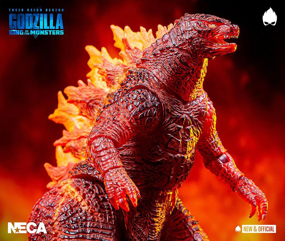 NECA Godzilla: King of the Monsters - Godzilla V3 12 inch Head to Tail Action Figure