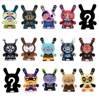 Dunny: Exquisite Corpse Dunny Series Asst. by Red Mutuca Studios (Price per Piece)