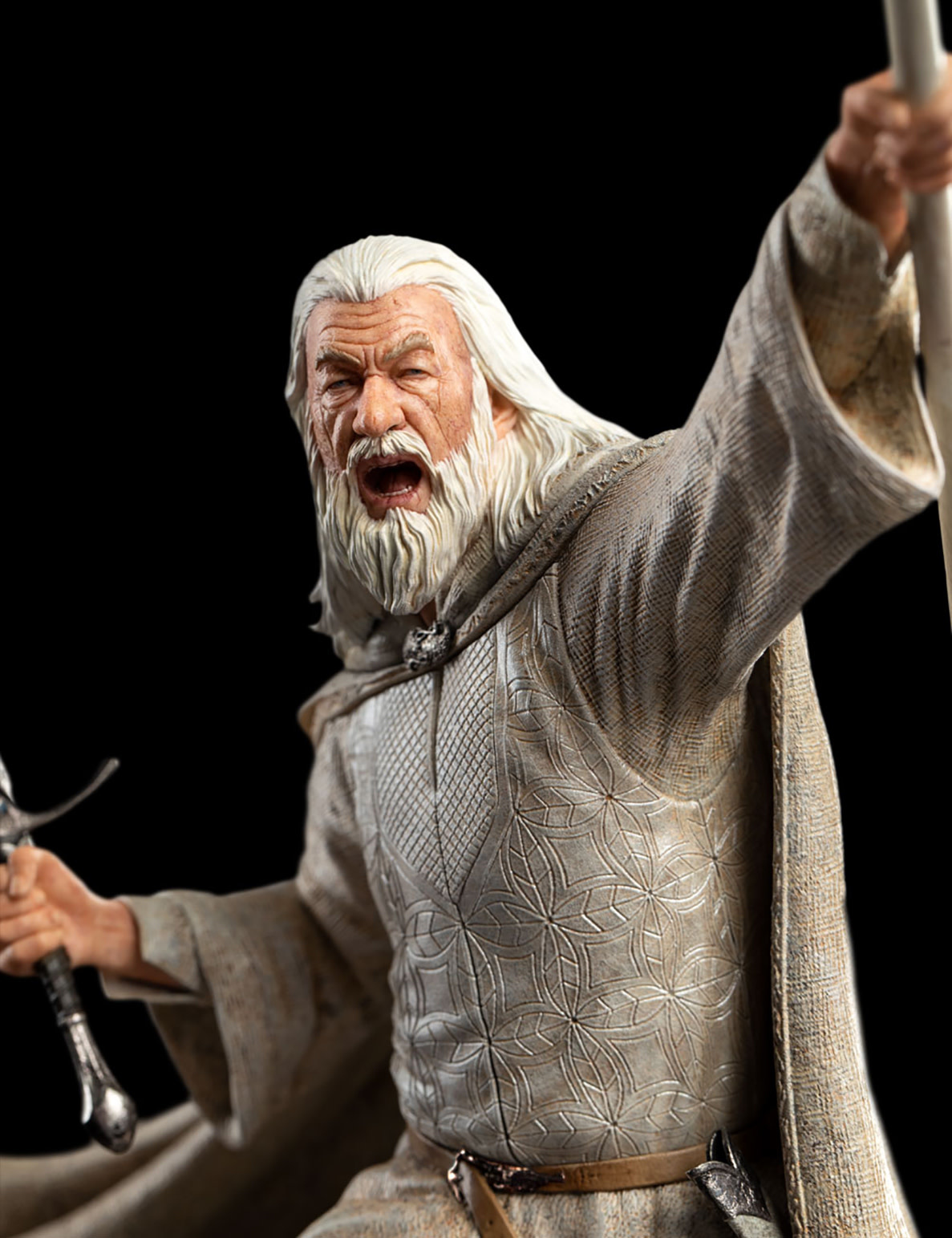 WETA Workshops Lord of the Rings - Gandalf the White