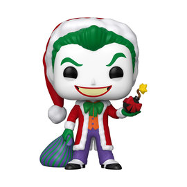 FUNKO Pop! DC: Holiday - Santa Joker