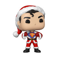 Pop! DC: Holiday - Superman with Sweater