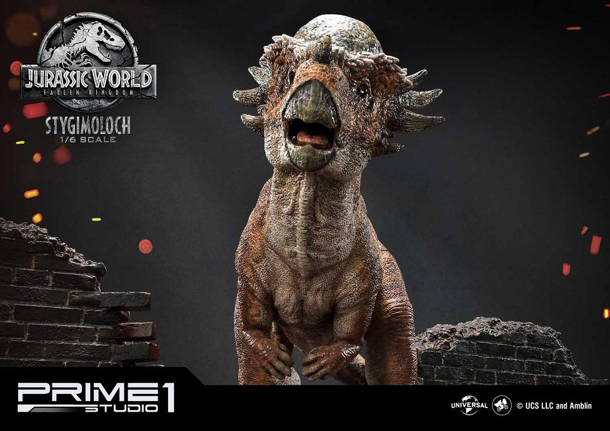Prime 1 Studio Jurassic World: Fallen Kingdom - Stygimoloch 1:6 Scale Statue
