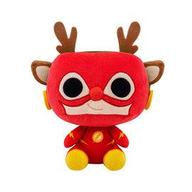 FUNKO Pop! Plush: DC Holiday - Rudolph Flash 7 inch Plush