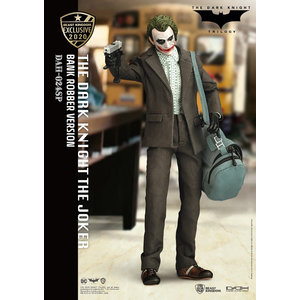 Beast Kingdom DC Comics: The Dark Knight - The Joker Bank Robber Version 1:9 Scale Action Figure