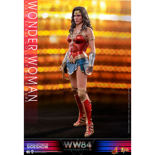 Hot toys DC Comics: Wonder Woman 1:6 Scale Figure