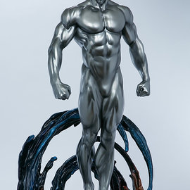 Sideshow Toys Marvel: Silver Surfer Maquette