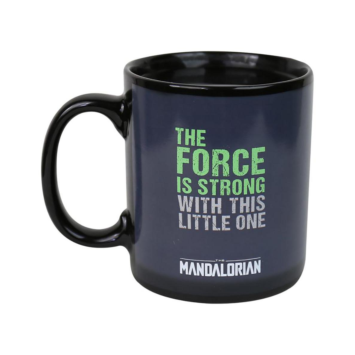 Half Moon  Bay Star Wars: The Mandalorian - The Child Heat Change Mug