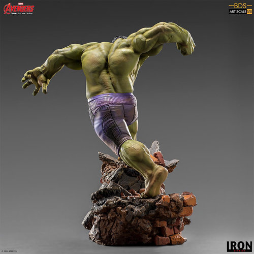 Iron Studios Marvel: Avengers Age of Ultron - The Hulk 1:10 Scale Statue