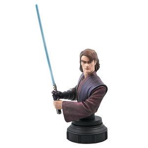 Diamond Select Star Wars - Clone Wars - Anakin Skywalker 1/7 Bust