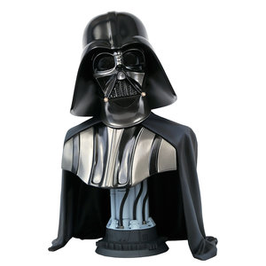 Diamond Select Star Wars - Legends in 3D Darth Vader 1/2 Bust