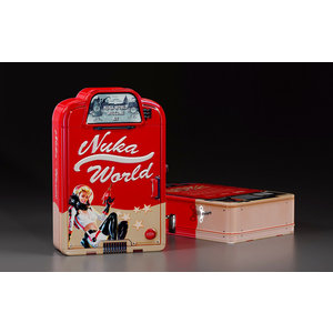 doctor collector Fallout: Nuka-World Welcome Kit