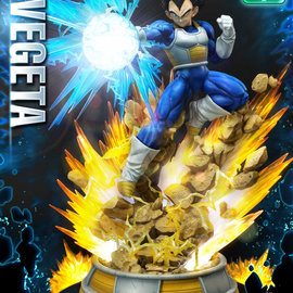 Prime 1 Studio Dragon Ball Z: Deluxe Super Saiyan Vegeta 1:4 Scale Statue