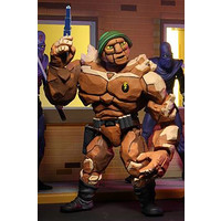 TMNT: Cartoon Series 4 - Tragg and Grannitor 7 inch Action Figure 2 Pack