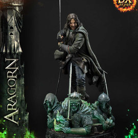 Prime 1 Studio Lord of the Rings: Deluxe Aragorn 1:4 Scale Statue