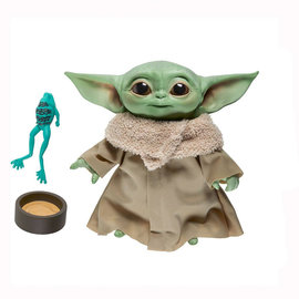 HASBRO Star Wars The Mandalorian: The Child Talking Plush Toy