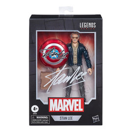 HASBRO Marvel Legends: 80th Anniversary - Stan Lee - Action Figure