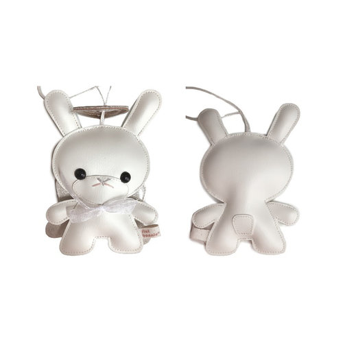 Kidrobot Dunny: Twinkle Holiday 5 inch Plush by Flat Bonnie