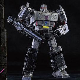 threezero Transformers -  W.F.C. Trilogy Megatron DLX