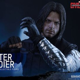 Hottoys Civil War Winter Soldier Sixth Scale Figure