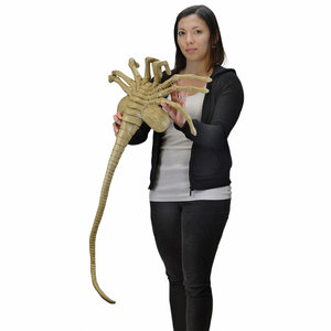 NECA Alien: Facehugger Life Sized Foam Replica