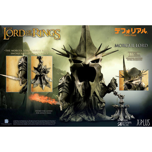 Star Ace Lord of the Rings: The Return of the King - Morgul Lord Defo-Real Statue