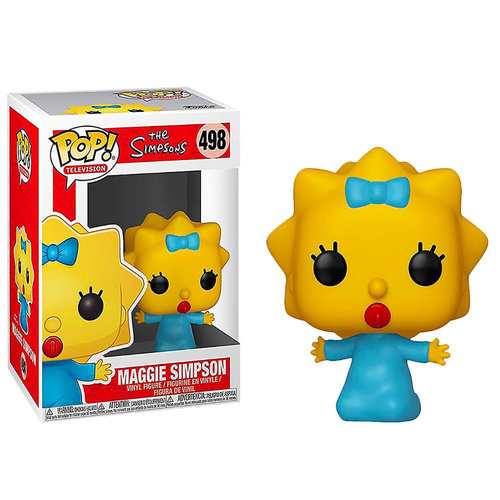 FUNKO Pop! TV: The Simpsons - Maggie Simpson