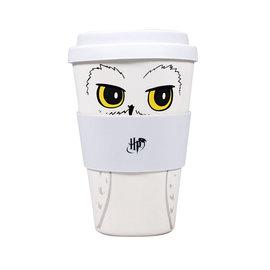Half Moon  Bay Harry Potter: Hedwig Bamboo Travel Mug