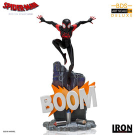 Iron Studios Marvel: Into the Spider-Verse - Miles Morales 1:10 Scale Statue