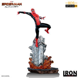 Iron Studios Marvel: Spider-Man Far from Home - Spider-Man 1:10 Scale Statue