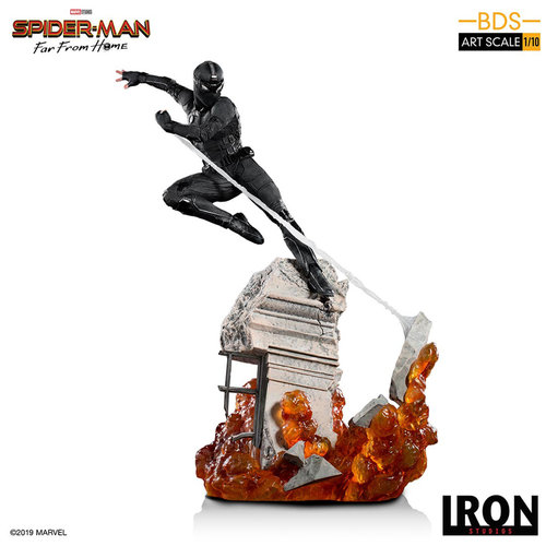 Iron Studios Marvel: Spider-Man Far from Home - Night-Monkey 1:10 Scale Statue