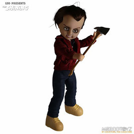 Mezcotoys Living Dead Dolls: The Shining - Jack Torrance 10 inch Doll