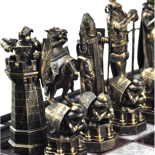 The Noble Collection Harry Potter: Final Challenge Chess Set