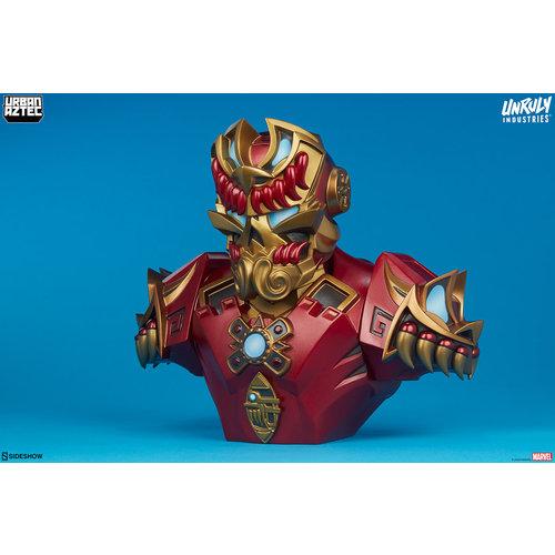 Sideshow Toys Marvel: Iron Man Designer Toy Bust