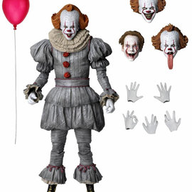 NECA IT: Chapter Two - Ultimate Pennywise 7 inch Action Figure