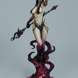 Sideshow Toys Dark Sorceress: Guardian of the Void Statue
