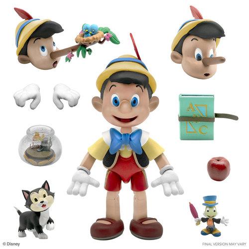 super7 Disney: Ultimates - Pinocchio 7 inch Action Figure