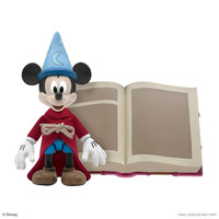 Disney: Ultimates - Sorcerer's Apprentice Mickey 7 inch Action Figure