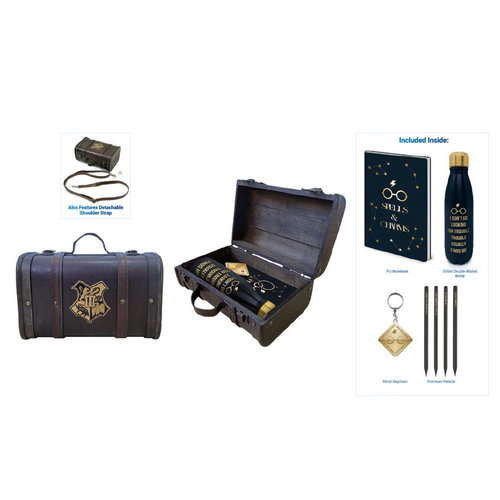 Hole In The Wall Harry Potter: Trouble Finds Me Premium Gift Set